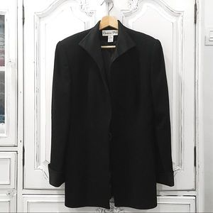 80's Christian Dior Vintage Blazer